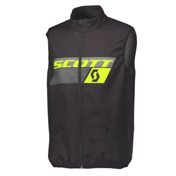 VEST ENDURO Black/Yellow - SCOTT