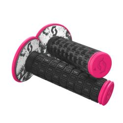 MELLOW Blk Pink Manopole - SCOTT
