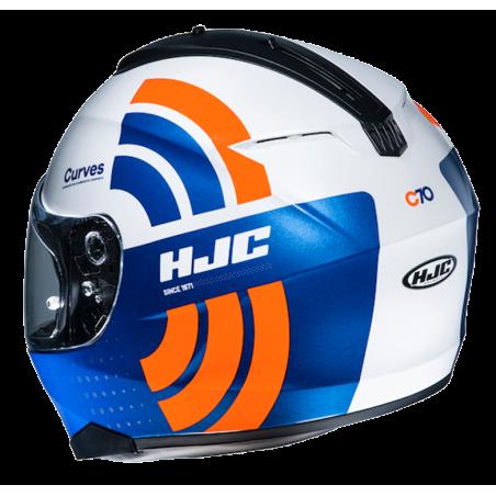 C70 CURVES - HJC