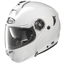 Casco X-1004 Elegance Metal White - X-LITE
