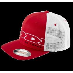 Cappellino NETCAP D01 Nero Bianco - SPIDI