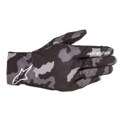 Guanto corto YOUTH REEF Grigio Camouflage - ALPINESTARS